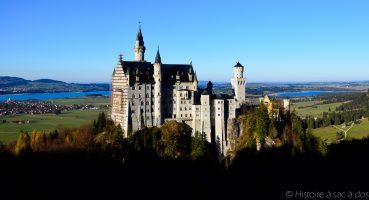 Château de Neuschwanstein, visite d'un songe de Louis II de Bavière