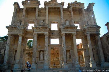 Meurtre d'Arsinoe, soeur de Cléopâtre, à Ephèse