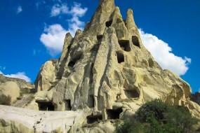 Turquie : les villes souterraines de Cappadoce