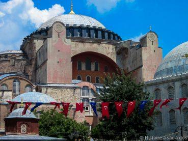 Visite d'Istanbul, au coeur du quartier de Sultanahmet et de la pointe du Sérail