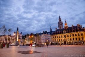 A la découverte de Lille et ses trésors du passé