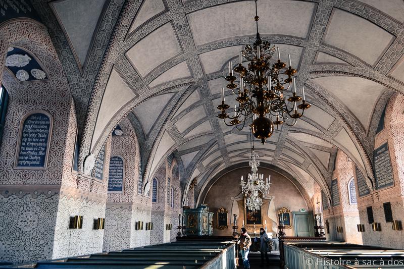 Chapelle du château de Kalmar