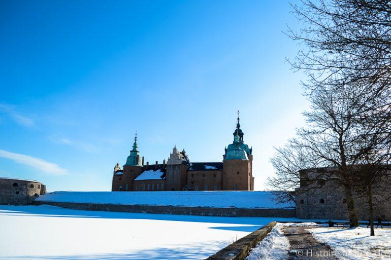 Suède : Kalmar et son château, trésors du Moyen-âge et de la renaissance