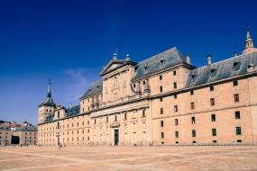 El Escorial, le monastère royal de Philippe II d'Espagne