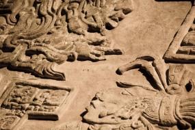 Archéologie – Découverte d'une tombe maya remplie de restes humains