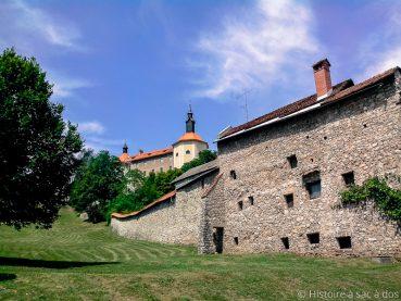 Skofja Loka, joyau historique de la Slovénie