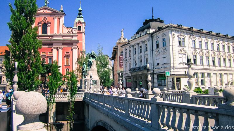 Triple pont de Ljubljana