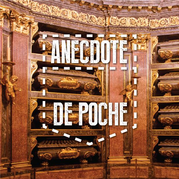 """Le monastère espagnol El Escorial abrite un étrange lieu, le """"pourrissoir"""""""