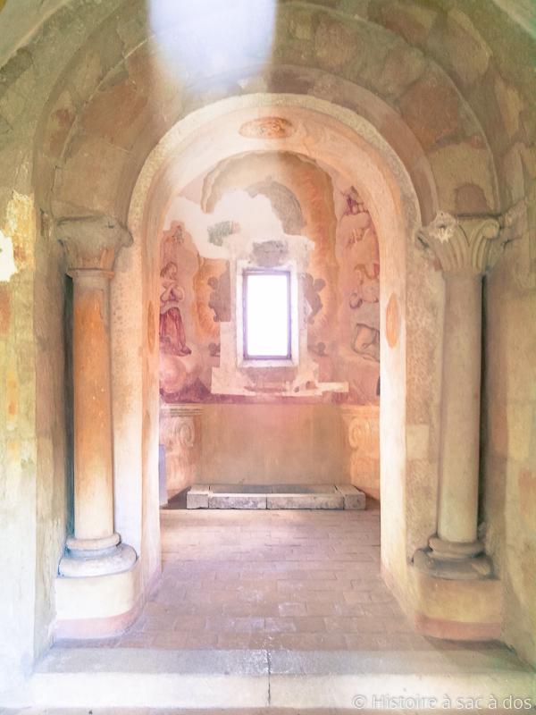 Autel de la chapelle de Saint-Eligius à Kamnik