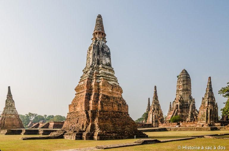 Thaïlande : rapide histoire d'Ayutthaya