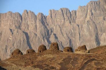 Archéologie : un scientifique étudie les tombes de la mystérieuse civilisation Magan dans le désert d'Arabie