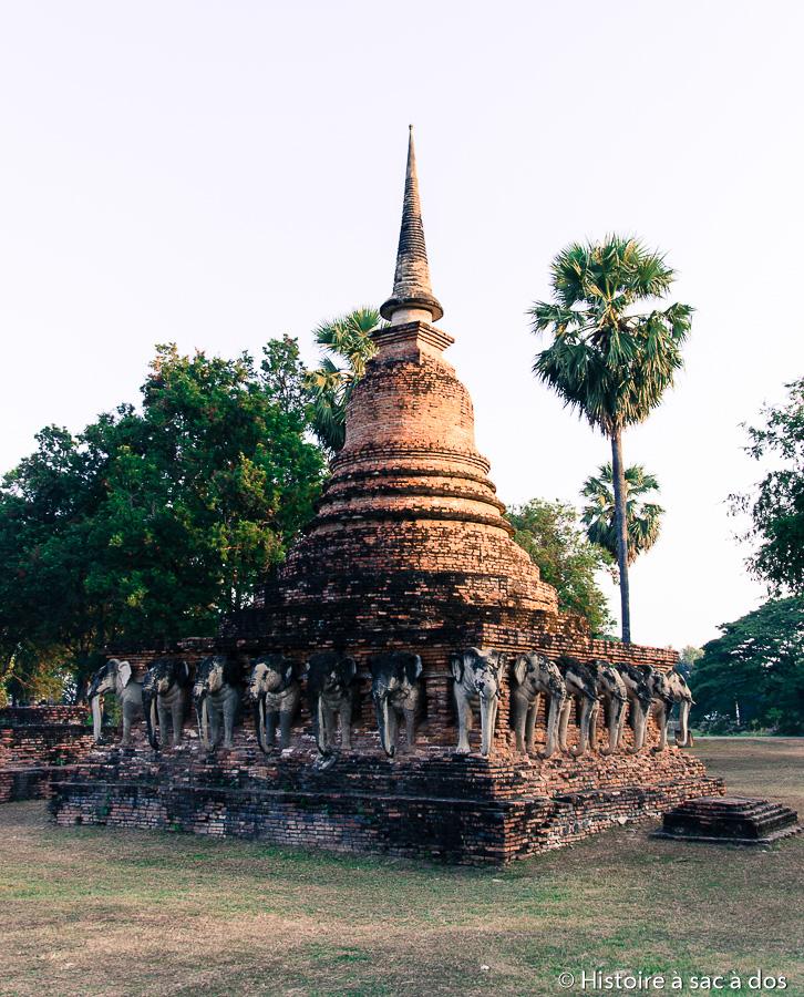 Wat Sorasak de Sukhothai