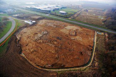 Vestiges archéologiques découverts dans l'Essonne