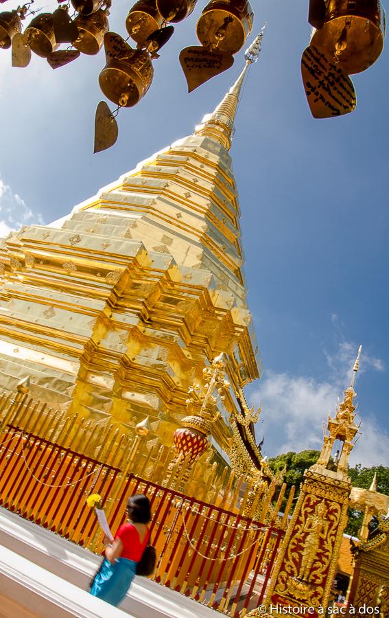 Wat Doi Suthep de Chiang Mai
