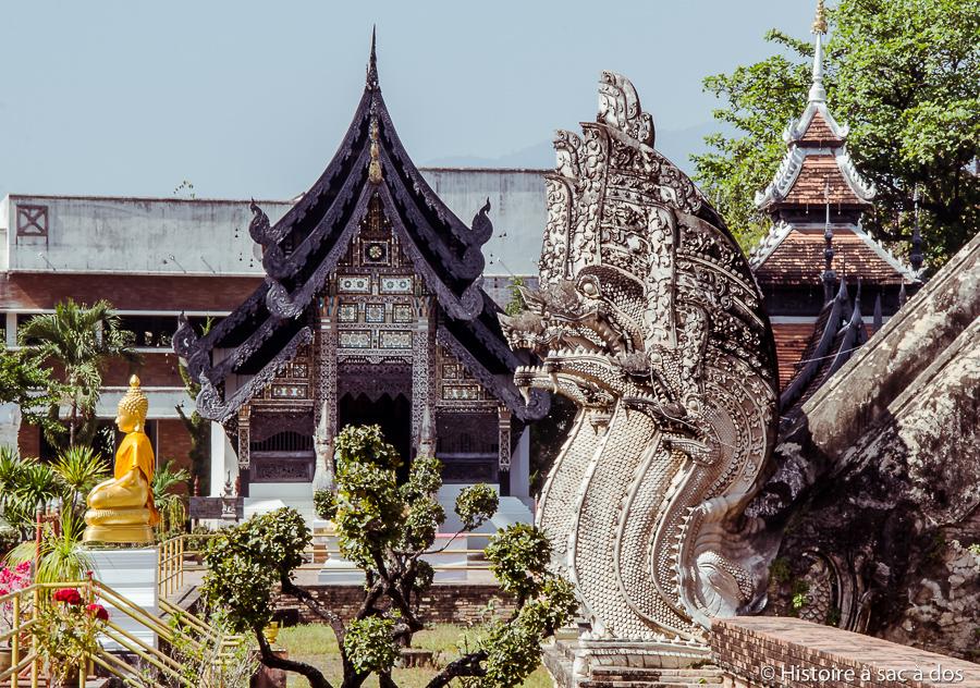 Wat Chedi Luang de Chiang Mai