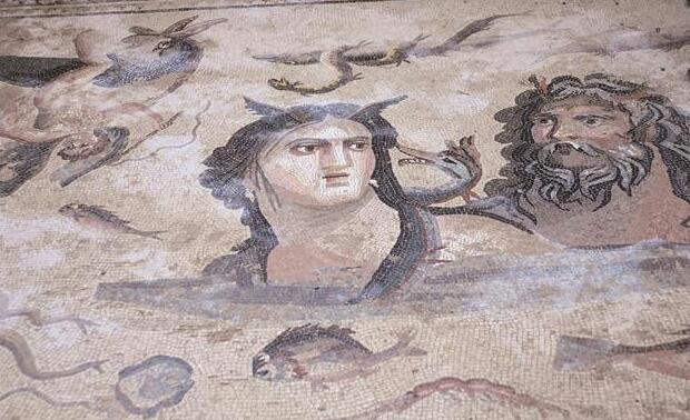 Turquie : de nouvelles mosaïques découvertes à Zeugma