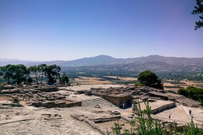 Crète : histoire des palais de Phaistos, Hagia Triada et Malia