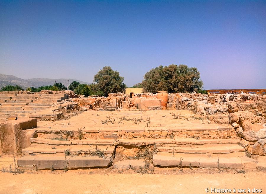 Site archéologique de Malia