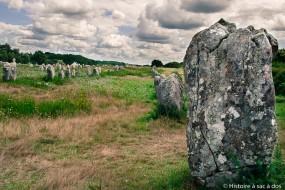 Carnac : le mystère des alignements de pierres levées