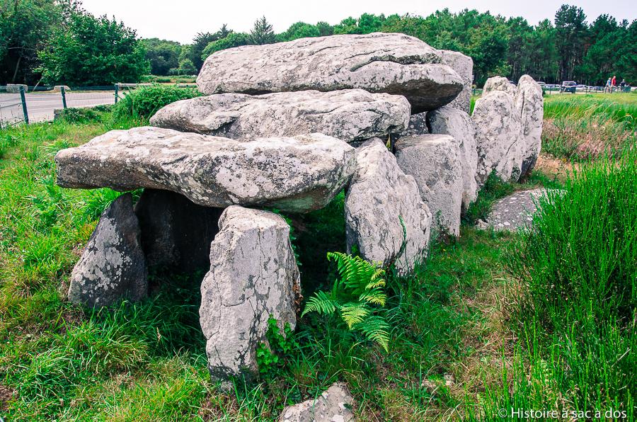 Dolmen de Carnac