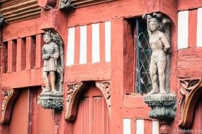 La Bretagne rattachée au royaume de France