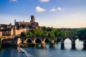 Albi, histoire de la magnifique cité épiscopale