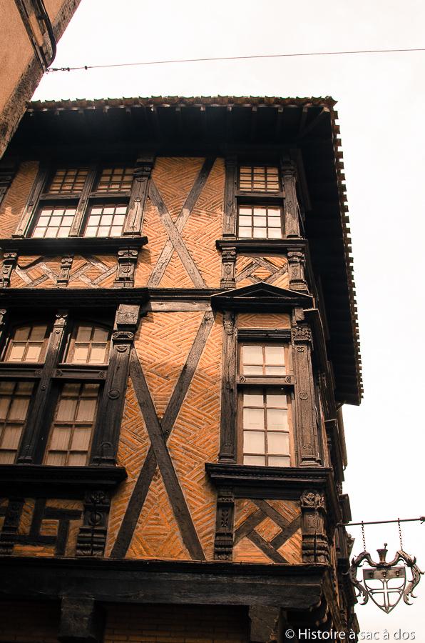 Maison Enjalbert - Albi