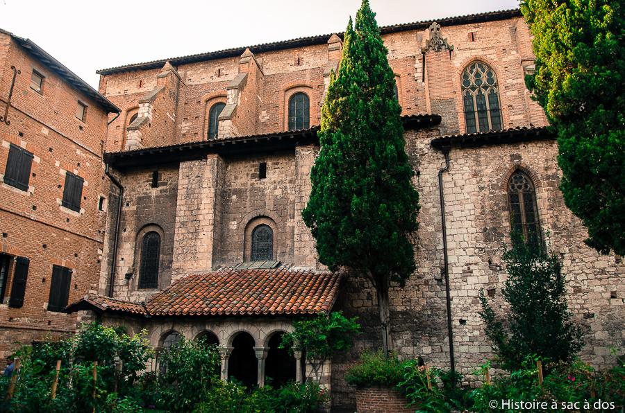 Cloître Saint-Salvi - Albi