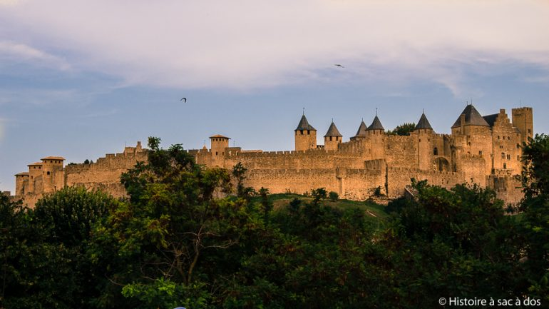 Carcassonne, au coeur de la croisade contre les Cathares
