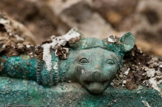 Tombe celte de Lavau, prince ou princesse ?