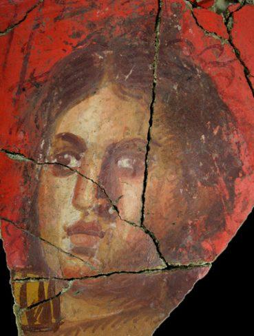 De rares fresques romaines découvertes à Arles