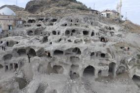 Turquie, une intrigante ville souterraine découverte en Cappadoce