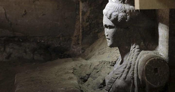 Tombe d'Amphipolis