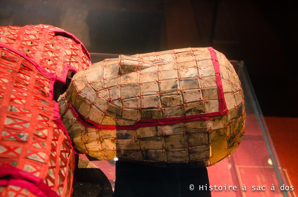 Linceul en jade du roi Zhao Mo - Canton - Chine