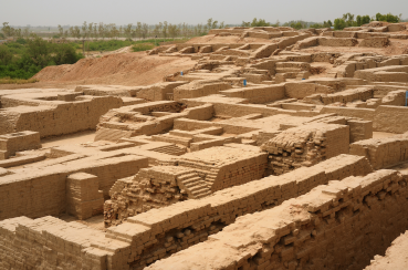 Civilisation de l'Indus: les origines du déclin