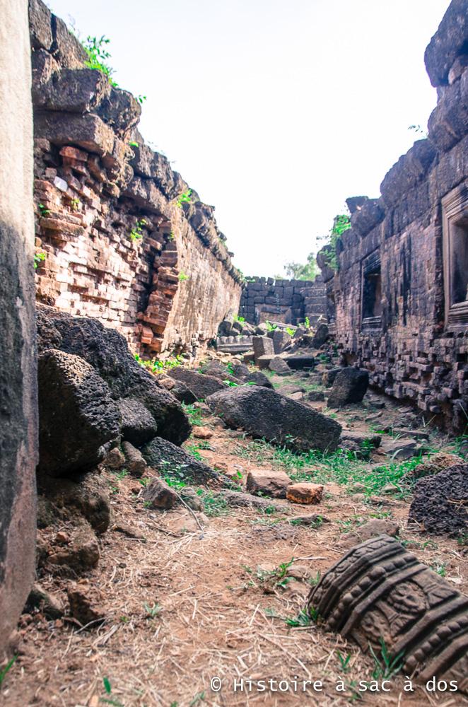 Site archéologique de Vat Phu