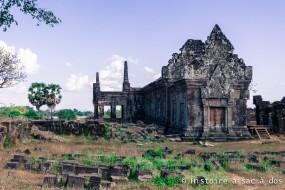 Laos : Vat Phu, berceau de l'empire khmer