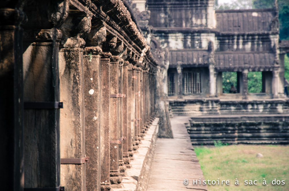 Temple d'Angkor Vat - Cambodge