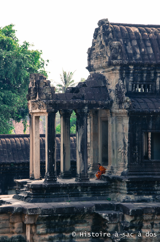 Temple Angkor Vat - Cambodge
