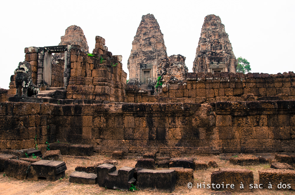 Mebon oriental - Angkor - Cambodge