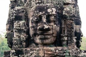 Angkor Thom et le Bayon : folie architecturale sous Jayavarma VII