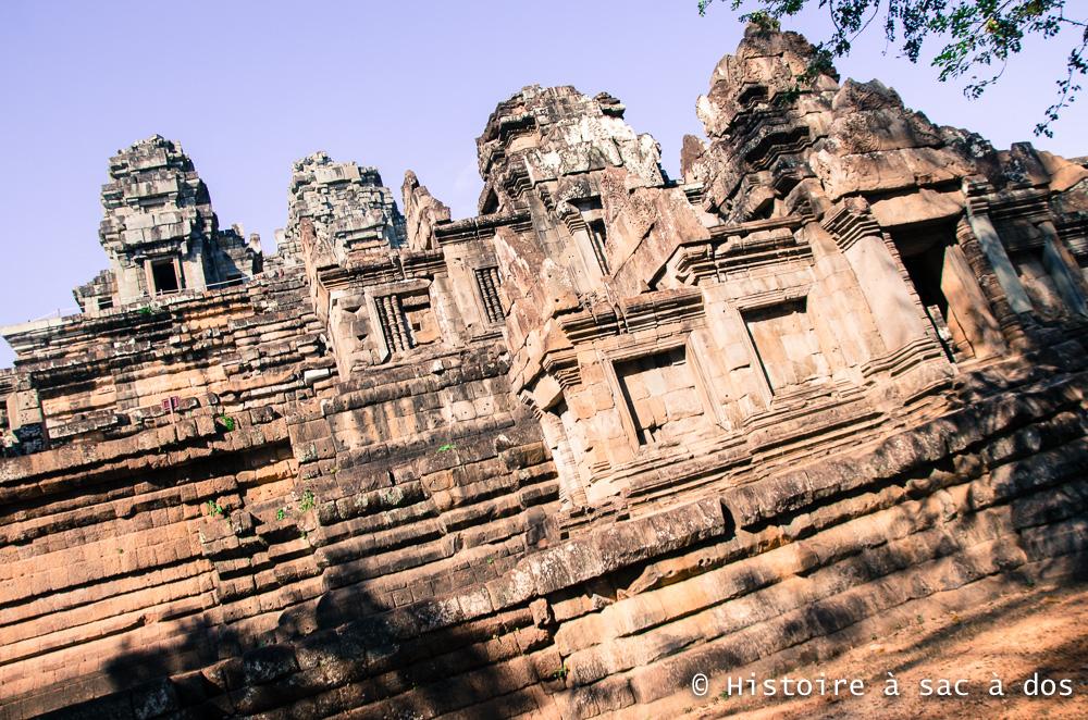 Temple de Ta Keo - Fin du Xème / début du XIème siècle