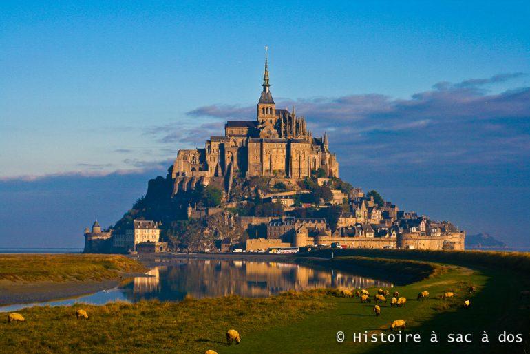 Mont-Saint-Michel: découverte d'un cimetière paroissial