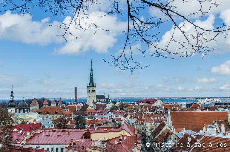 Histoire de Tallinn au Moyen-Age, opulente ville marchande