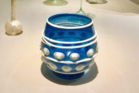 Exposition: Le verre, un Moyen Âge inventif
