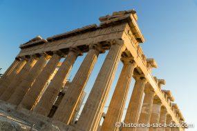 Athènes: Histoire de l'Acropole et du Parthénon