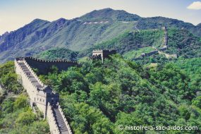 Histoire de la célèbre muraille de Chine