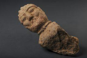 Découverte de superbes bustes gaulois en Bretagne