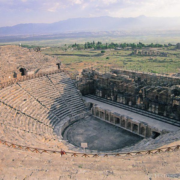 Théâtre de Hiérapolis