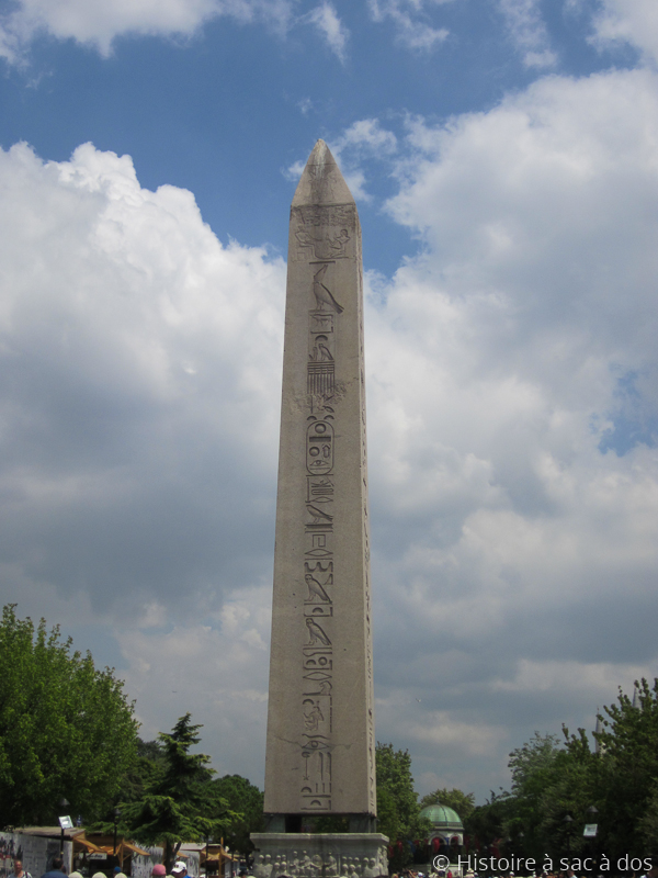 Obélisque de l'empereur Théodose